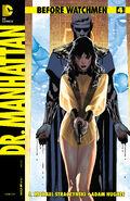 Before Watchmen Doctor Manhattan Vol 1 4