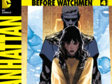 Before Watchmen: Doctor Manhattan Vol 1 4