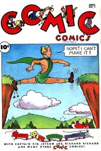 Comic Comics Vol 1 1