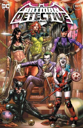 Unknown Comics Exclusive Jay Anacleto Variant