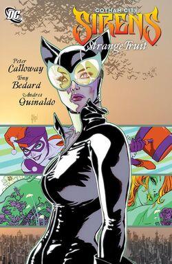 Cover for the Gotham City Sirens: Strange Fruit Trade Paperback