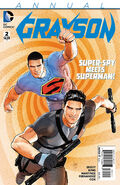 Grayson Annual Vol 1 2