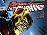 Green Lantern: New Guardians Vol 1 23