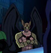 Hawkman JLD 0001