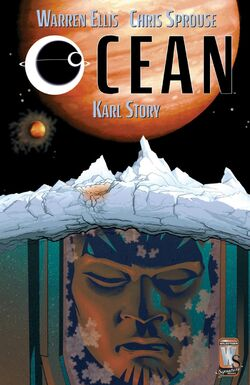 Cover for the Ocean Trade Paperback