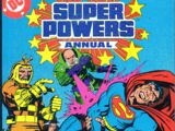 Super Powers Annual Vol 1 1
