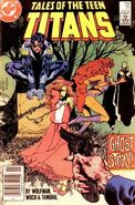 Tales of the Teen Titans Vol 1 71
