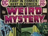 Weird Mystery Tales Vol 1