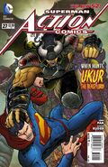 Action Comics Vol 2 27