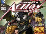 Action Comics Vol 2 27