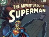 Adventures of Superman Annual Vol 1 8