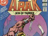Arak: Son of Thunder Vol 1 22