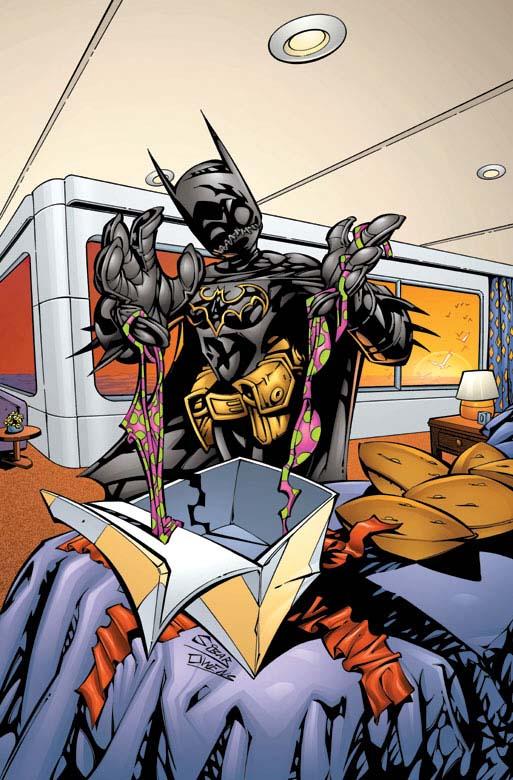 Image - Batgirl Cassandra Cain 0028.jpg | DC Database