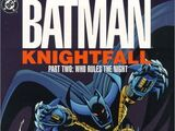 Batman: Knightfall Part Two - Who Rules the Night (Collected)