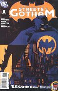 Batman Streets of Gotham Vol 1 8