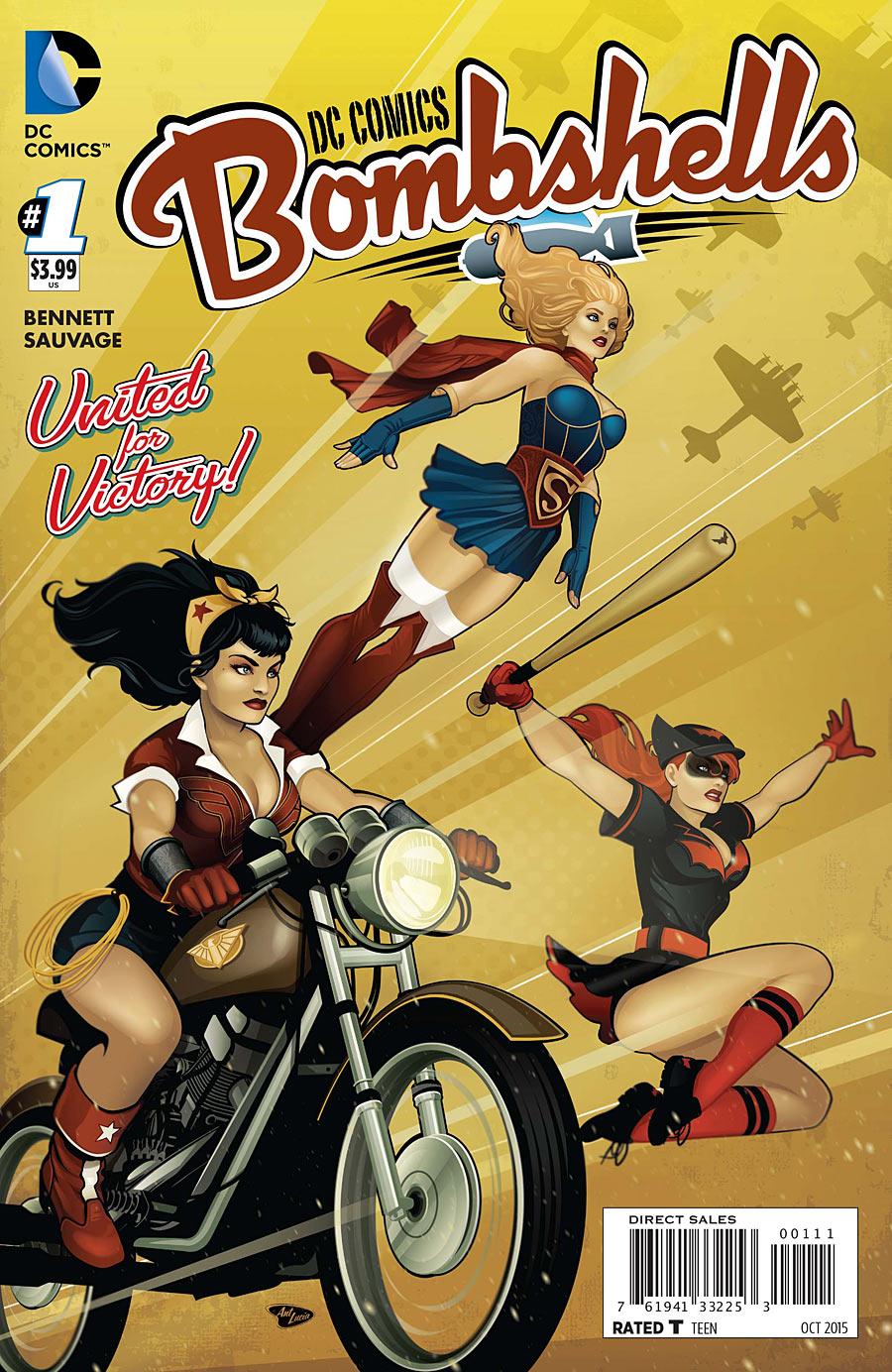 DC Comics Bombshells #21 DC Comics