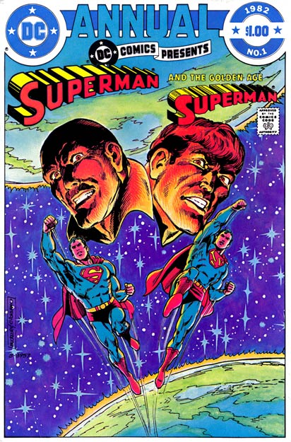 Image result for DC Comics Presents Annual #1