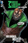 Green Lantern Corps Edge of Oblivion Vol 1 4