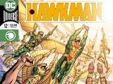 Hawkman Vol 5 12