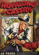 Hopalong Cassidy Vol 1 2