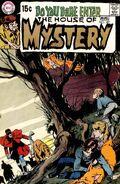 House of Mystery v.1 187