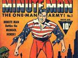 Minute Man Vol 1 2