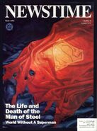 Newstime The Life and Death of the Man of Steel