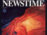 Newstime: The Life and Death of the Man of Steel Vol 1 1