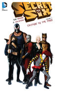 Secret Six Caution to the Wind