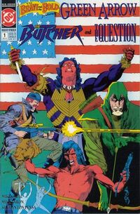The Brave and the Bold vol 2 1