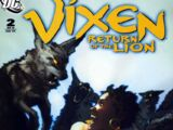 Vixen: Return of the Lion Vol 1 2