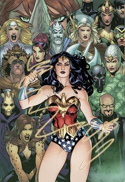 Wonder Woman Annual Vol 3 1 Textless