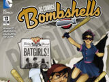 DC Comics Bombshells Vol 1 13