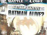Gotham Gazette: Batman Alive? Vol 1 1