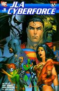 JLA Cyberforce Vol 1 1
