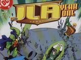 JLA: Year One Vol 1 7