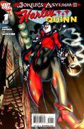 Joker's Asylum Harley Quinn 1
