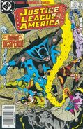 Justice League of America 253