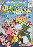 Legends of Daniel Boone Vol 1 4