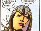 Queen Clea (New Earth)