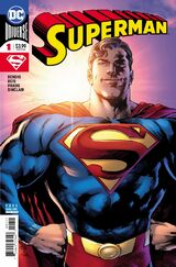 Superman Vol 5 1