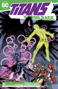 Titans Burning Rage Vol 1 2