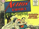 Action Comics Vol 1 206
