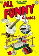 All Funny Comics Vol 1 5
