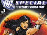 DC Special: The Return of Donna Troy Vol 1 1