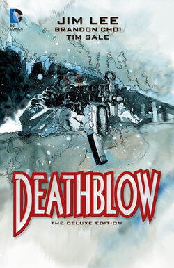 Cover for the Deathblow Trade Paperback