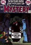 House of Mystery v.1 208