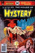 House of Mystery v.1 244