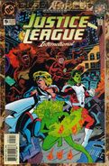 Justice League International Annual 5