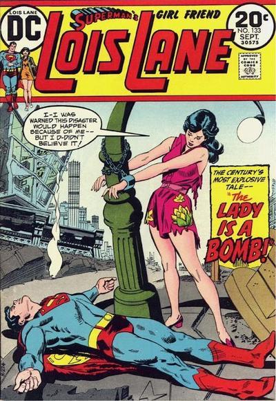 a6b5419cf Superman's Girl Friend, Lois Lane Vol 1 133 | DC Database | FANDOM ...